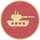 Army Military Tank Icon