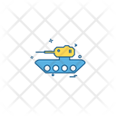 Tank Tanker Armedforces Icon