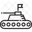 Refugee Tank War Icon