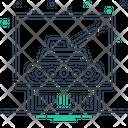 Tank Exhibit Tankcar Icon
