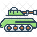 Tank Army Battle Icon
