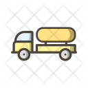 Tank Truck Icon