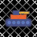 Tank War Weapon Icon
