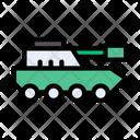 Tank Military Army Icon