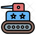 Tank Military Miscellaneous Icon
