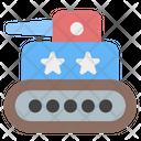 Tank Military Miscellaneous Icon