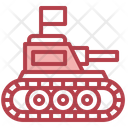 Tank War Canon Icon