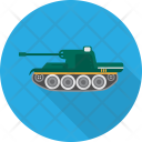 Tank Vehicle Transport Icon