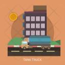 Tank Truck Big Icon