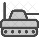 Tank War Weapon Icon