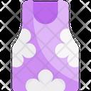 Tank Top Shirt Sleeveless Icon