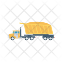 Tanker Truck Transport Icon