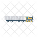 Tanker Vehicle Travel Icon