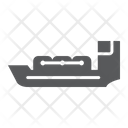 Tanker Boat Ship Icon