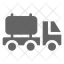 Oil Truck Container Icon
