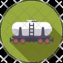 Railway Tanker Icon