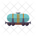 Tanker Oil Tank Fuel Tank Icon