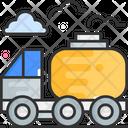 Tanker Truck Transportation Truck Transport Truck Icon