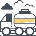 Tanker Truck Icon