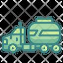 Tanker Truck Truck Tanker Icon