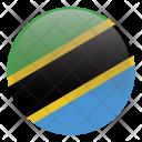 Tanzania National Country Icon