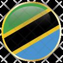 Tanzania National Holiday Icon