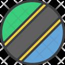 Tanzania Tanzanian African Icon
