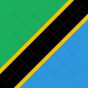 Tanzania United Republic Icon