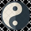 Taoism yingyang Icon