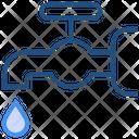 Muslim Ramadan Water Icon