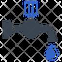 Aqua Plumbing Supply Icon
