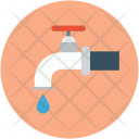 Tap Water Supply Icon