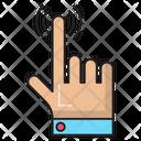 Tap Click Cursor Icon