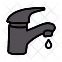 Tap Water Pipeline Icon