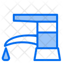 Tap Water Faucet Icon