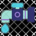 Tap Faucet Spigot Icon
