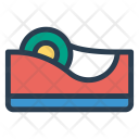 Tape Cutter Machine Icon