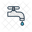 Tape Water Tape Bathroom Tape Icon