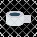 Tape Measure Reel Icon