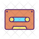 Itape Tape Cassette Tape Icon
