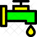 Water Drink Nature Icon