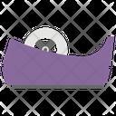 Tape Measure Tape Scale Icon