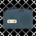 Tape Cassette News Icon