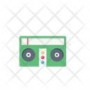 Tape Radio Antenna Icon