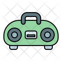 Player Cassette Tape Icon