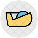 Adhesive Office Work Icon