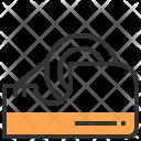 Tape Design Stationery Icon