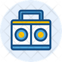 Tape Sound Player Music Player Icon
