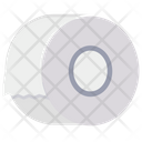 Tape Roll Packing Icon