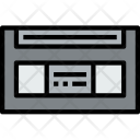 Tape Camera Capture Icon